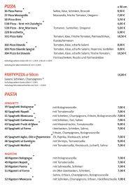 la villa speisenkarte gastronomie aktuell in neunburg vorm
