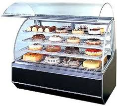 Turbo Air Display Cases Bakery Tb 4