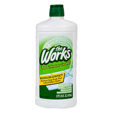 bulk the works tub shower cleaner 16 oz at dollartree