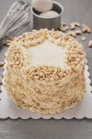 Premium Sans Rival Slices cake delivery manila philippines