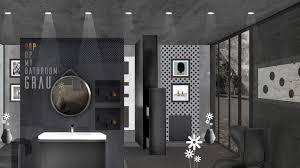 modernes badezimmer mit langer haltbarkeit auch grau ist