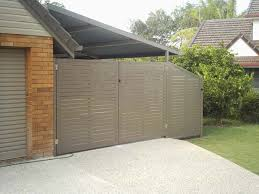 we are providing steel horizontal slat fencing in melbourne it is
