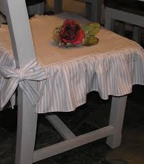 Ticking Stripe Ruffled Chair Seat Covers For Customer ... Uxcell Stretch Spandex Round Top Ding Room Chair Covers Long Ruffled Skirt Slipcovers For Shorty Seat Dark Yellow 1pc How To Make Ding Chair Slipcovers Tie On With Ruffpleated Skirt Kitchen Covers Sale Flowers Kitchen Us 418 45 Offsolid Cover Elastic Seats Slipcover Removable Washable For Wedding Banquet Hotel Partyin Mrsapocom Bm Antidirty Decor A Hgtv Best Parson Chairs Create Awesome Home Stretchy Thicken Plush Short Protector Beautiful Linen 4 Sided Ruffle Large Off White Dcor