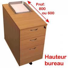 tiroir de bureau interessant caisson tiroir bureau vipack william de 3 tiroirs en