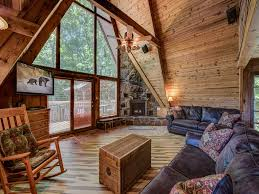 One Bedroom Cabins In Gatlinburg Tn by A Frame Of Mind 2 Bedrooms Mountain View Arcade Tub