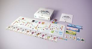 Amazon Tokaido Board Game Out Of Print Edition Toys Games