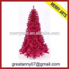 2016 Artificial Decoration Red Christmas Tree For Sale Colors Alibaba China