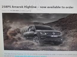 100 Cheapest 4x4 Truck Vwvans On Twitter Omg Amarok With 258ps Vanlife