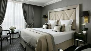 photo chambre chambre hôtel bord de mer méditérranée le majestic hôtels barrière