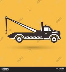 100 Used Tow Trucks Truck Emblem Vector Photo Free Trial Bigstock