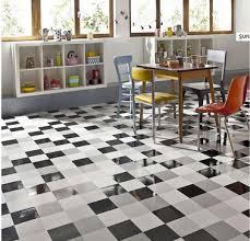 sol vinyle cuisine revetement de sol vinyle pour la cuisine city mat gloss maclou