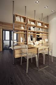 shelving designs that make a statement dig this design