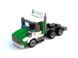 MOC] 7 Wide Tractor Trailer City Scale - LEGO Town - Eurobricks Forums Lego City Semi Truck Speed Build And Review Set 3221 Youtube Trailer Technic 36 Tx Fuels Super Long Nose Conven Flickr Trucks Newest Itructions Autostrach Lego Moc4533 Peterbilt 389 Daycab 117 Scale In Black Custom 379 Semitruck With Pf Controlled Liftable Delivery Custombricksets And Best Resource Mp Rhyoutubecom Lego Semi Gooseneck Trailer Rhyoutubecom Semitrailer Mindstorms Model Team