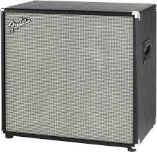Fender Bassman Cabinet Plans by Fender Bassman 410 Neo Bass Speaker Cabinet 500 Watts 4x10