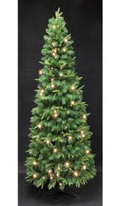 Slim Pre Lit Christmas Tree by Pre Lit Pop Up Christmas Tree Christmas Lights Decoration