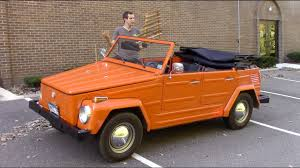 The Volkswagen Thing Is Slow Old Unsafe and Amazing