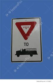 Traffic: Yield To Fire Truck Sign - Stock Picture I1115907 At ... No Truck Allowed Sign Symbol Illustration Stock Vector 9018077 With Truck Tows Royalty Free Image Images Transport Sign Vehicle Industrial Bigwheel Commercial Van Icon Pick Up Mini King Intertional Exterior Signs N Things Hand Brown Icon At Green Traffic Logging Photo I1018306 Featurepics Parking Prohibition Car Overtaking Vehicle Png Road Can Also Be Used For 12 Happy Easter Vintage 62197eas Craftoutletcom Baby Boy Nursery Decor Fire Baby Wood