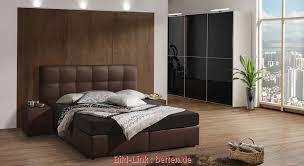schlafzimmer komplett boxspringbett billig boxspringbett