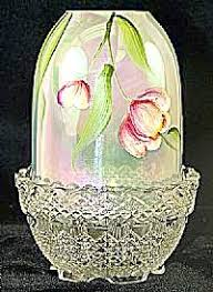 Vintage Fenton Fairy Lamps by 124 Best Fenton Images On Pinterest Fairy Lamp Fairy Lights And