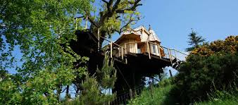 100 Tree Houses With Hot Tubs Quirky And Unique Treehouse Holidays In The UK