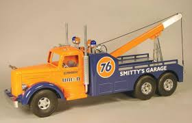 Smith Miller, Toy Truck, Union 76 Tow Truck For Smitty's Garage