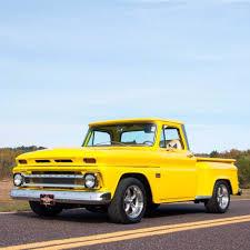 100 70s Chevy Trucks C10 Vs Ford F100 Comparison CJ Pony Parts