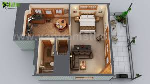 yantram architectural design studio small house floor plan