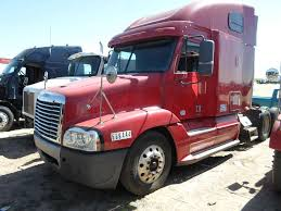 100 Century Trucking Freightliner Class 120 Fairing For A 2009 Freightliner