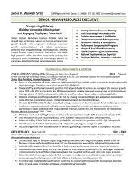 Human Resources (Hr) Resume Sample & Writing Tips | Rg ...