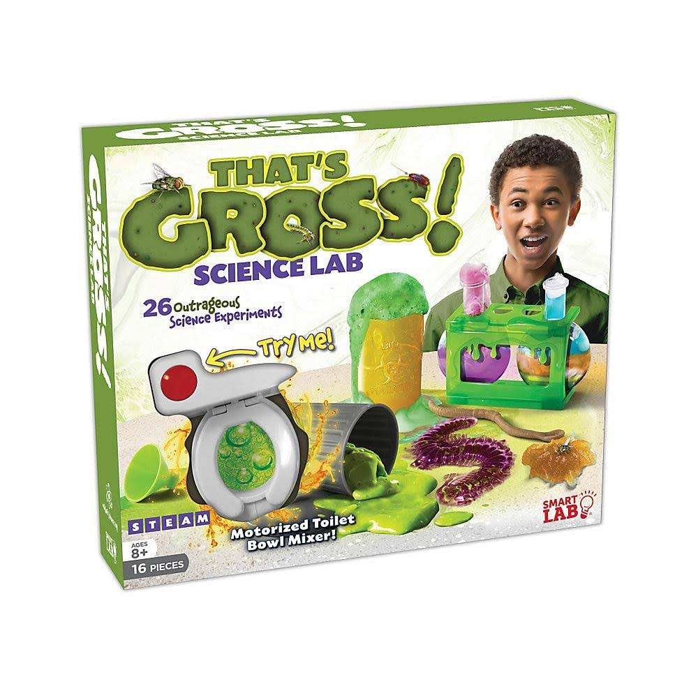 SmartLab Toys That's Gross Science Lab Toy