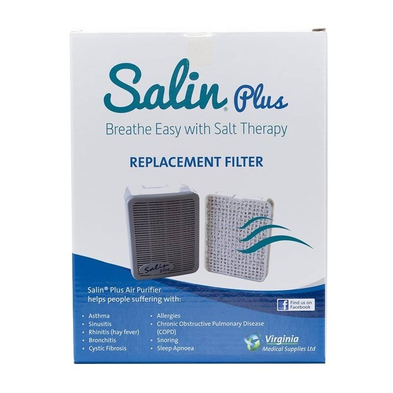 Salin Replacement Salt Filter