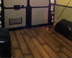 Best Type Of Flooring For Rv by Install Flooring Build A Green Rv