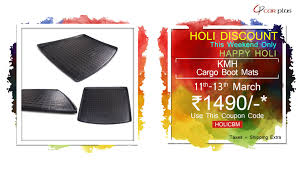 HOLI DISCOUNT On #CargoBootMats . #holidiscount #carmats #carparts ... Dont Forget About Our 10 Off On All Motion Raceworks Facebook 20 Advance Auto Parts Coupons Promo Codes Available August 2019 Car Parts Com Coupon Code Ebay For Car Free Printable Coupons Usa 2018 4 Less Voucher Taco Bell Canada Acura Express Promo When Does Nordstrom Half Yearly Mitsubishi Herzog Meier Mazda Buick Chevrolet And Gmc Service In Clinton Amazon Part Cpartcouponscom Top Punto Medio Noticias Used Melbourne Fl
