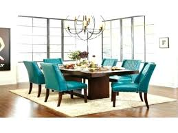 Full Size Of Teal Dining Room Chairs Table Art Van Tables Medium Unique We