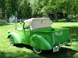 1940 Bantam Convertible Pickup