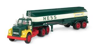 Hess Toy Trucks - Classic Toys | Hagerty Articles Truck Trailer Toy First Gear Peterbilt 351 Day Cab With Dual Dump Trailers Farmer Farm Tractor And Kids Set Onle4bargains 164 Scale Model Truckisuzu Metal Diecast Trucks Semi Hauler Kenworth And Mack Unboxing Big 116 367 W Lowboy By Horse Hay Biguntryfarmtoyscom Bayer Equipment Custom Bodies Boxes Beds Amazoncom Daron Ups Die Cast 2 Toys Games A Camping Pickup