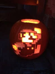 Mario Pumpkin Carving Templates by Luigi And Mario Pumpkins We Rocked These For A Bunch Of Beginners
