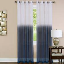 Jcpenney Sheer Grommet Curtains by Essence Sheer Grommet Top Curtain Panel Jcpenney