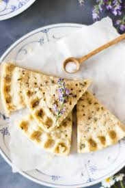 rezept für lavendel shortbread hey foodsister