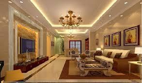 Large Modern Living Room Design