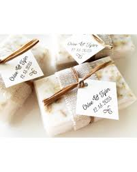 Rustic Wedding Soap Favors Handmade Favor Soaps