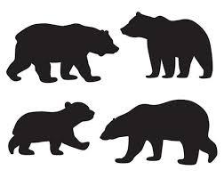 570x452 Baby Bear Clipart Woodland Mama Svg Bears