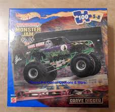 Hot Wheels Grave Digger Monster Jam Truck 100 Piece Jigsaw Puzzle ... Monster Truck Madness 6 Getting Started With An Axial Smt10 Big Amazoncom Jam Grave Digger 24volt Battery Powered Rideon Speed Upgrade On The New Power Wheels Rideon Toy 7 Hot Grave Die Cast Custom Ride Ons 12v By Walmartcom Returns To Jersey Nov 1 Through Dec 2 Phl17com 110 4wd Rtr Rc 4x4 Chrome Bright Industrial Co Toys Walmart Trending Now Giant Gift Ideas Shop 124 Remote Control Free