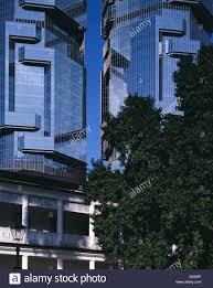 100 Architect Paul Rudolph Bond Centre Hong Kong China 19861988