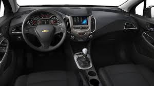 2018 Chevy Cruze Interior Colors