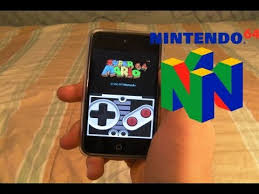 How To Install Nintendo 64 Emulator iPhone iPod Touch & iPad