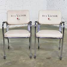 Vintage Pair Art Deco Streamline Modern RCA Victor ...