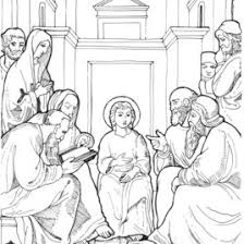 Christ In The Temple As A Child