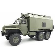 100 Mini Rc Truck LeadingStar 116 RC WPL RC Crawler Car 24G Off Road