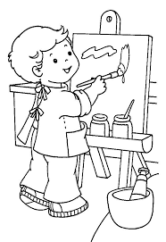 Picture Coloring Pages Kindergarten 54 For Seasonal Colouring With